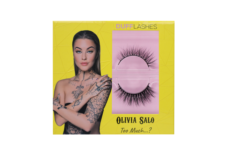 DUFFBeauty Too Much Olivia Salo