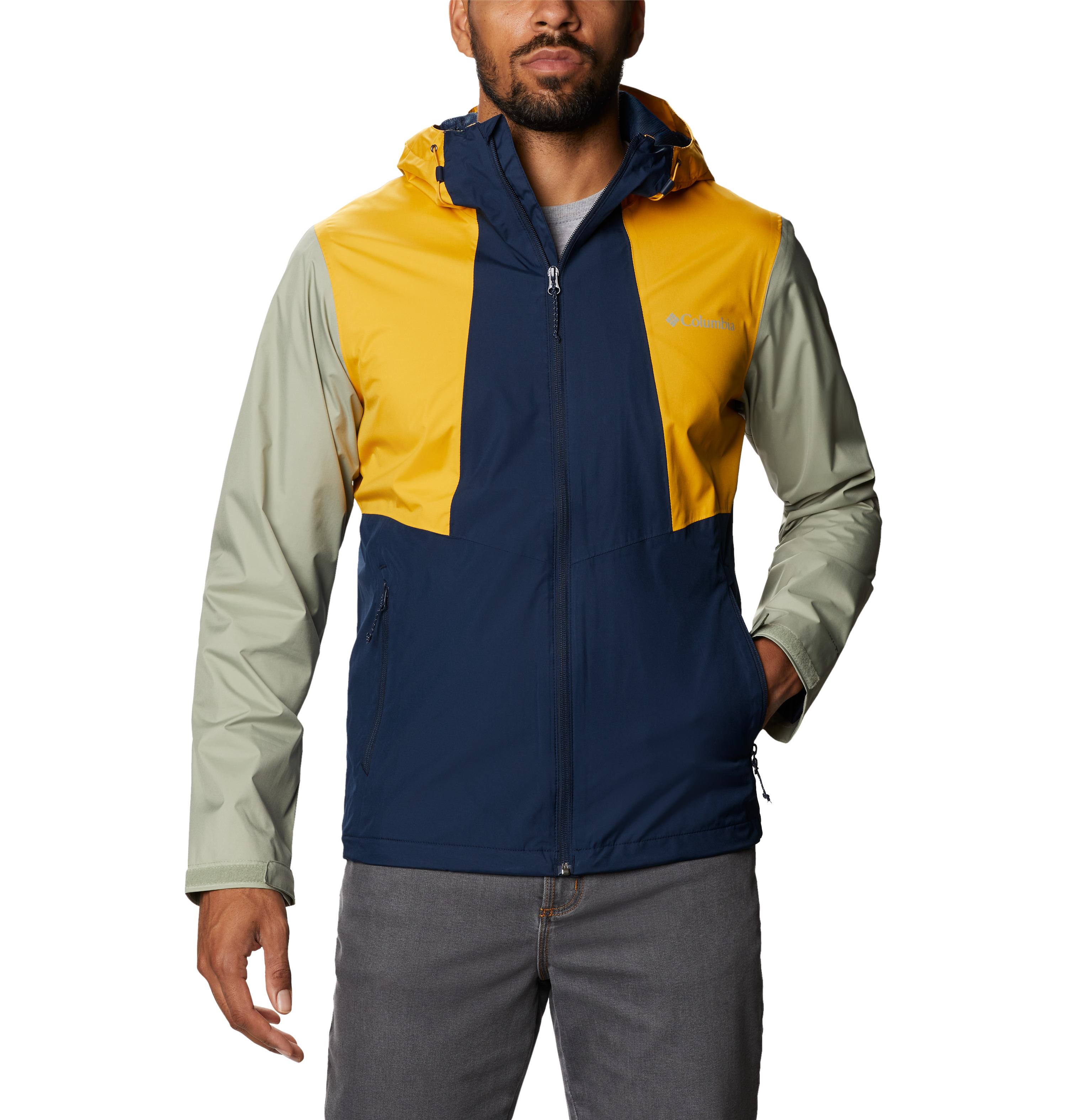 Columbia Inner Limits™ II jakke, navy, x-large