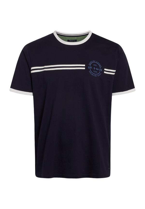 Signal Aldo Stripe Organic t-shirt