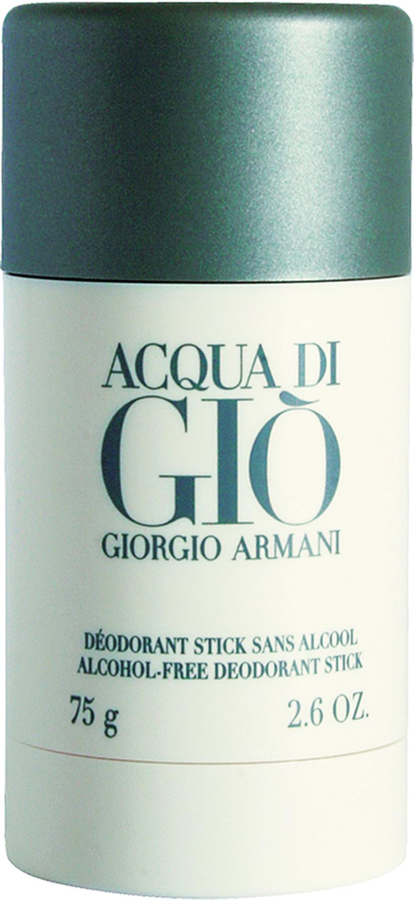 Giorgio Armani Acqua Di Giò Pour Homme Deostick, 75 ml