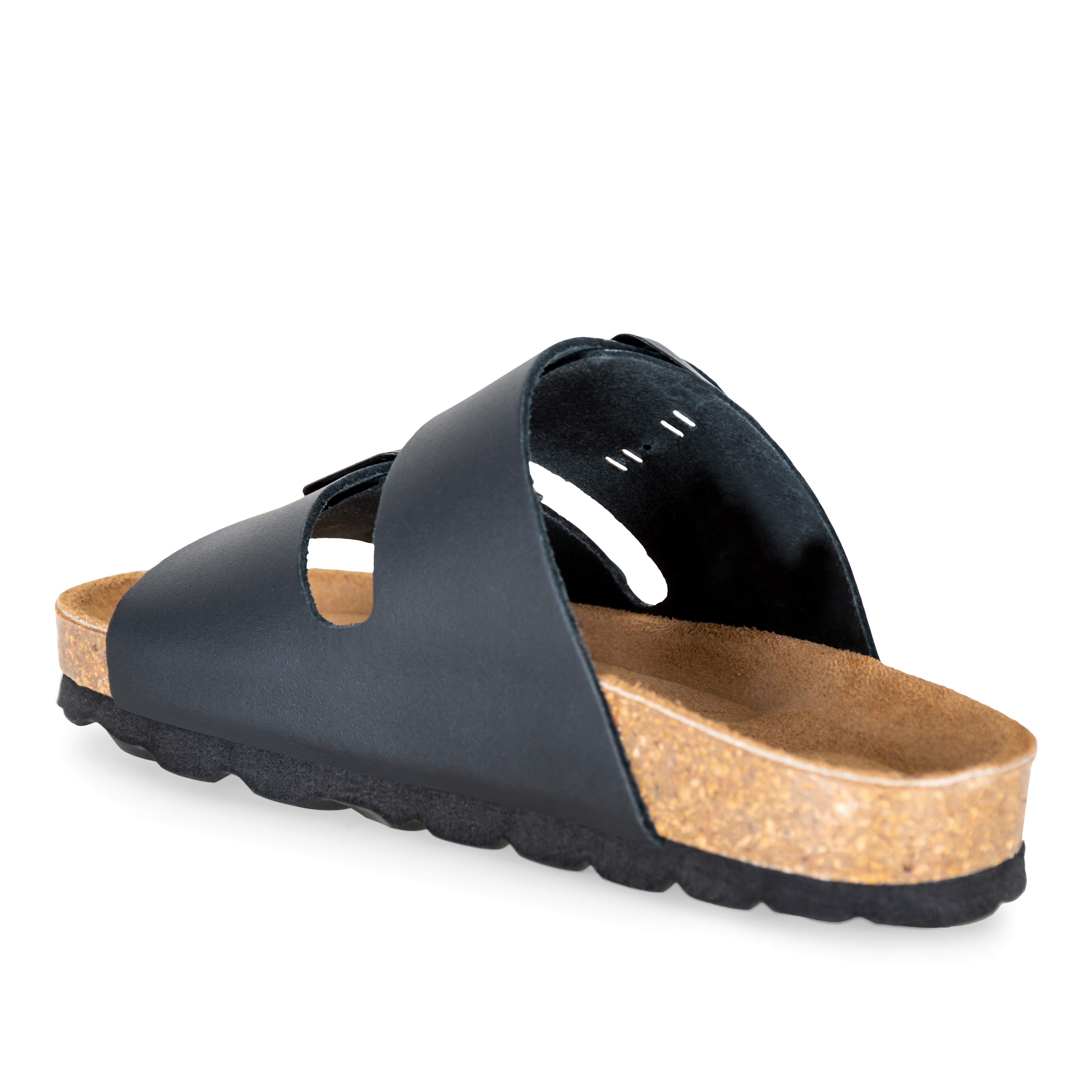 Nordstrand Emily sandal, black, 31