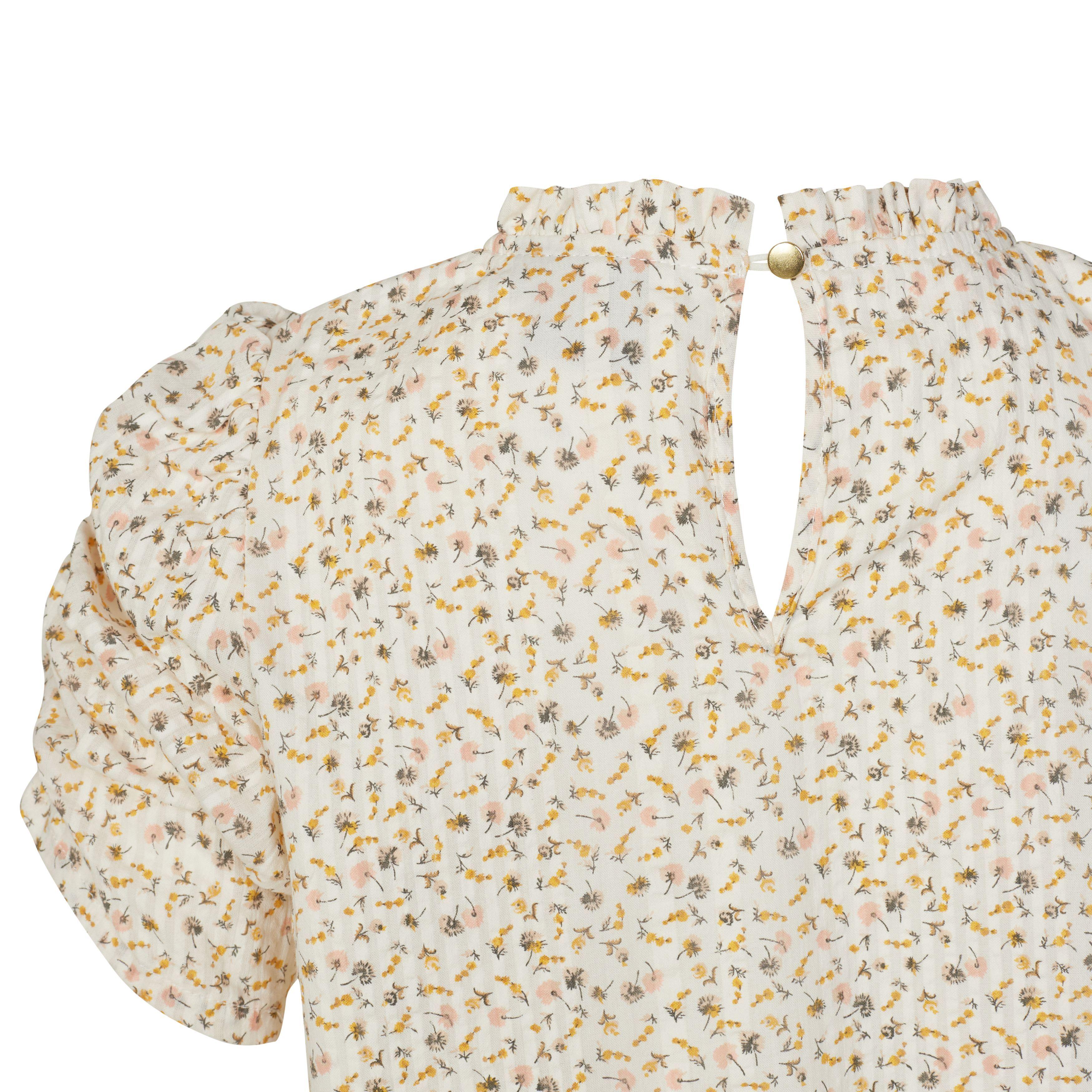 Petit by Sofie Schnoor P212235 t-shirt, flower white, 128
