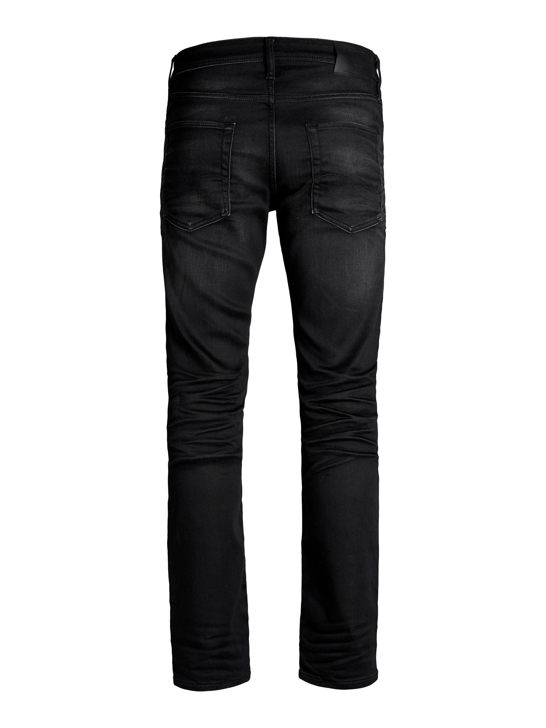 Jack & Jones Mike Original jeans, black denim, 29/32