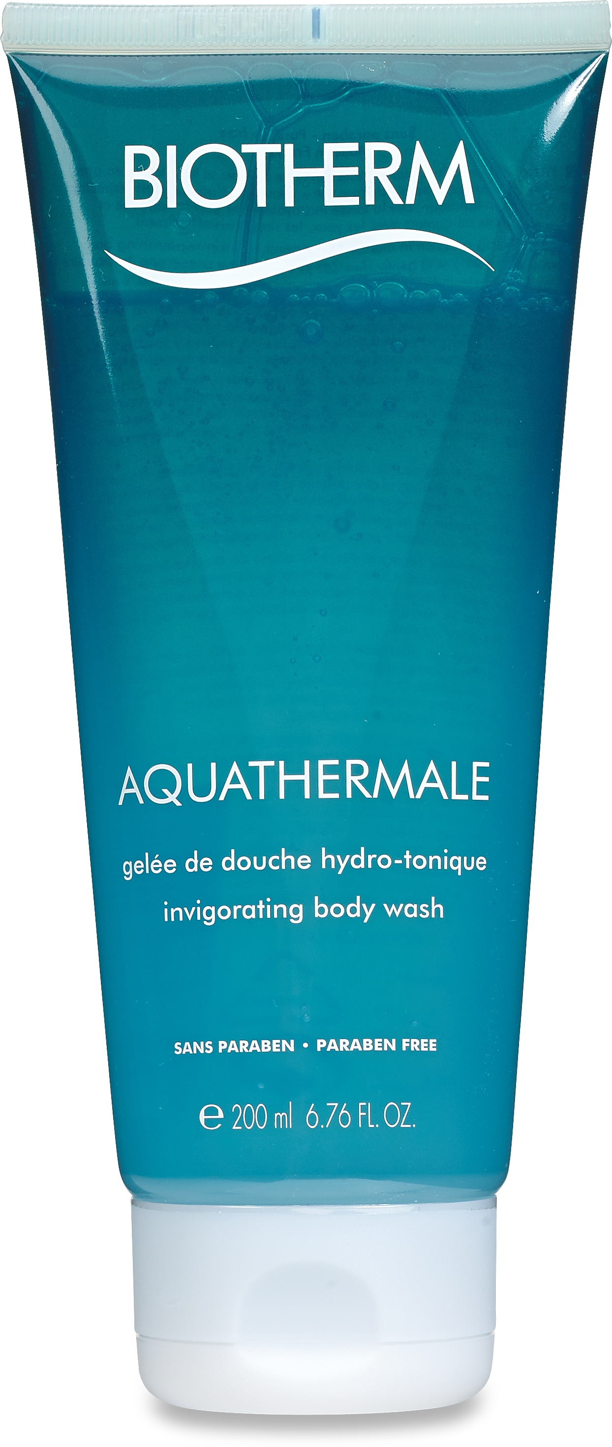 Biotherm Aquathermale Invigorating Body Wash, 200 ml