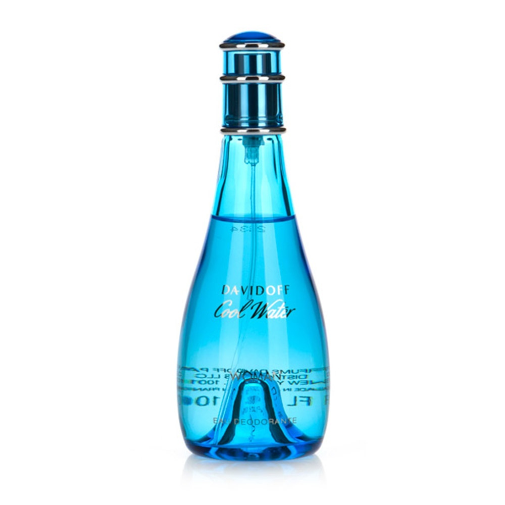 Davidoff Cool Water Woman Deospray, 100 ml