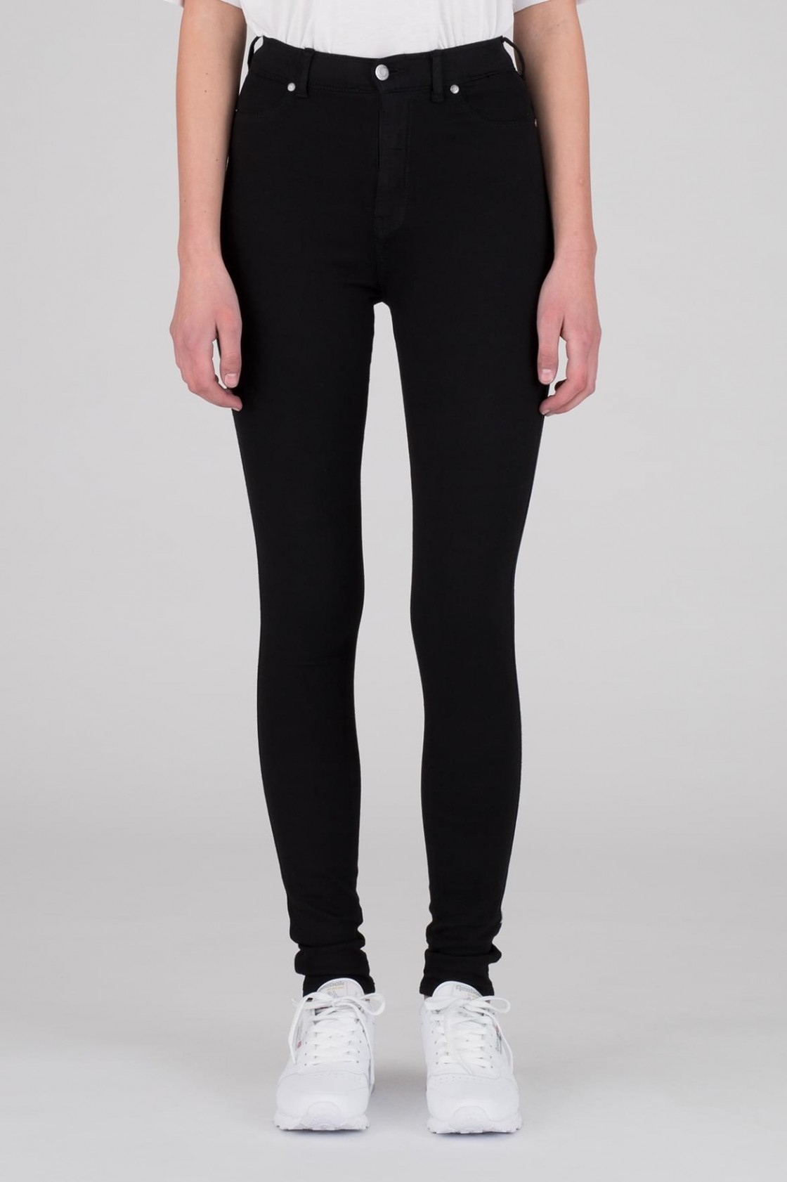 Dr. Denim Solitaire High-Waisted jeans