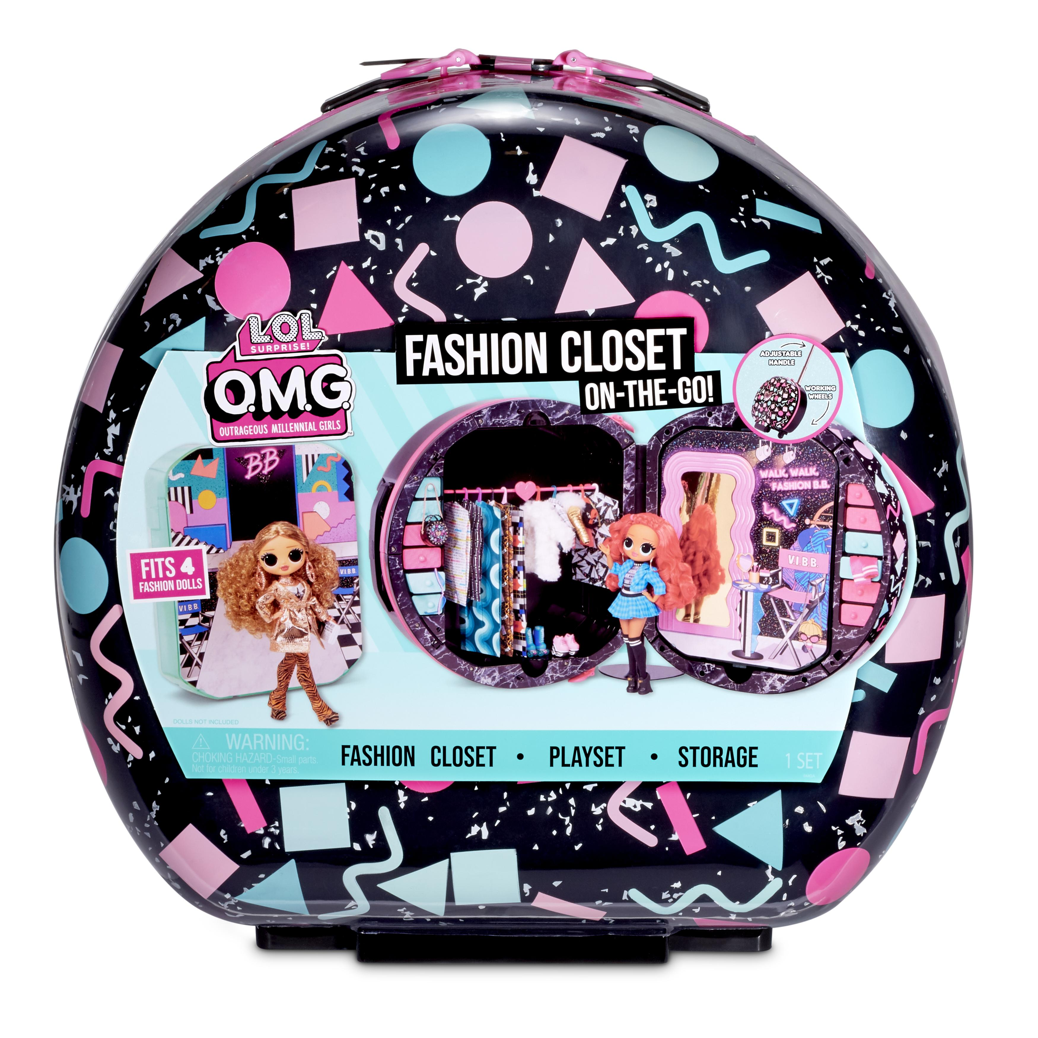 L.O.L. Surprise OMG Fashion Klædeskab