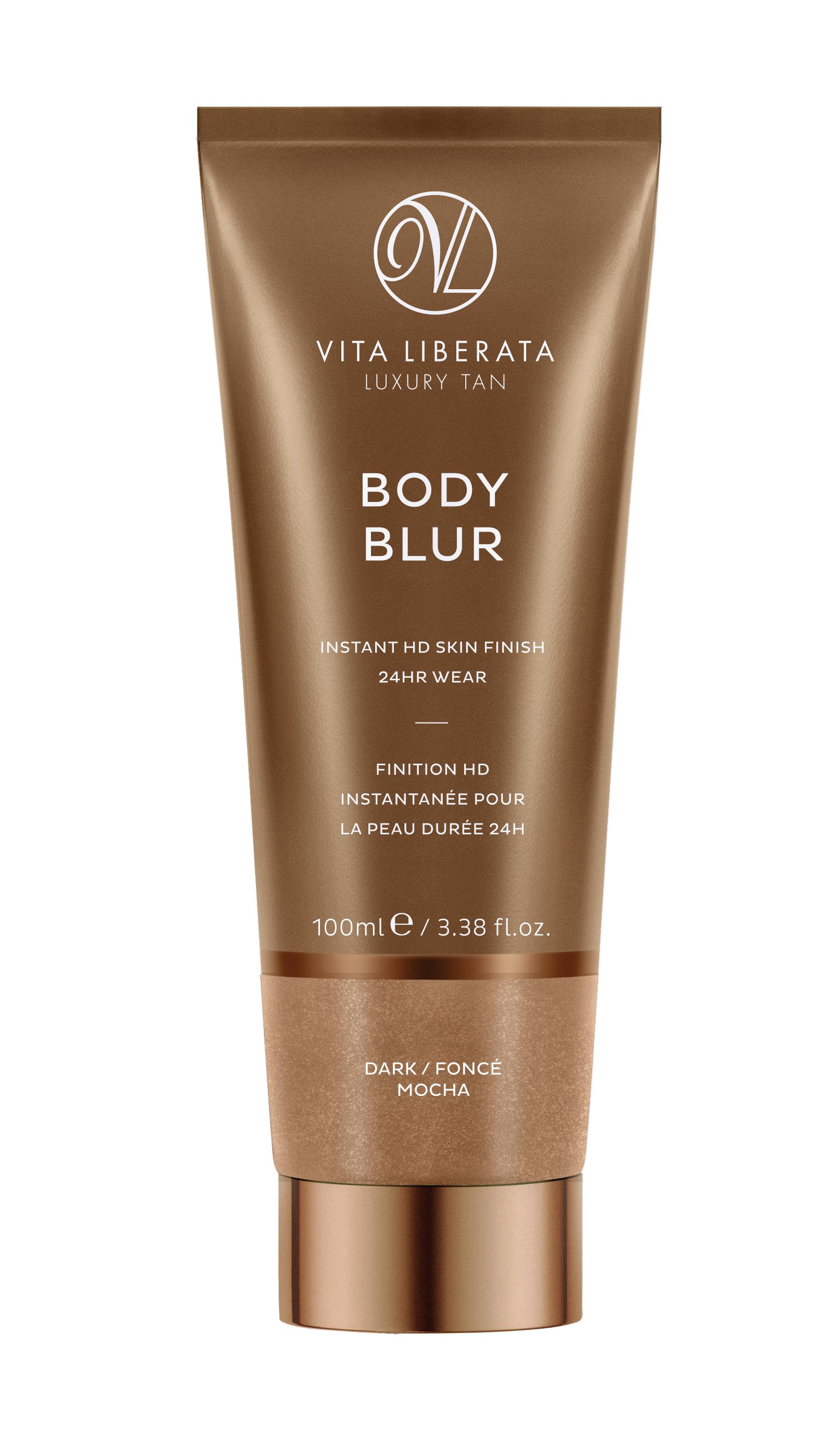 Vita Liberata Body blur, mocha/dark, 100 ml