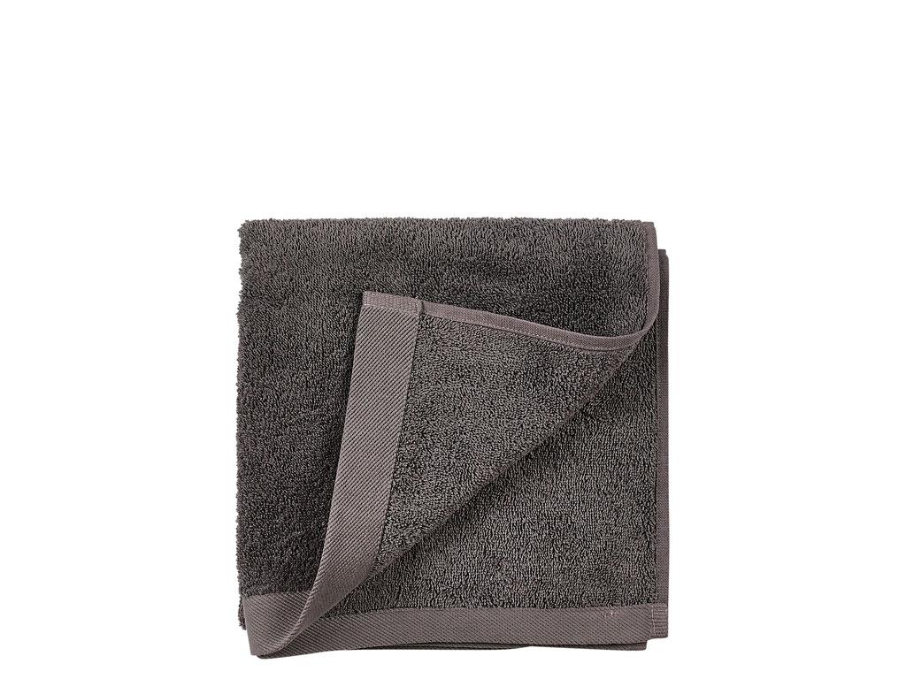 Södahl Comfort Organic håndklæde, 40x60 cm, grey