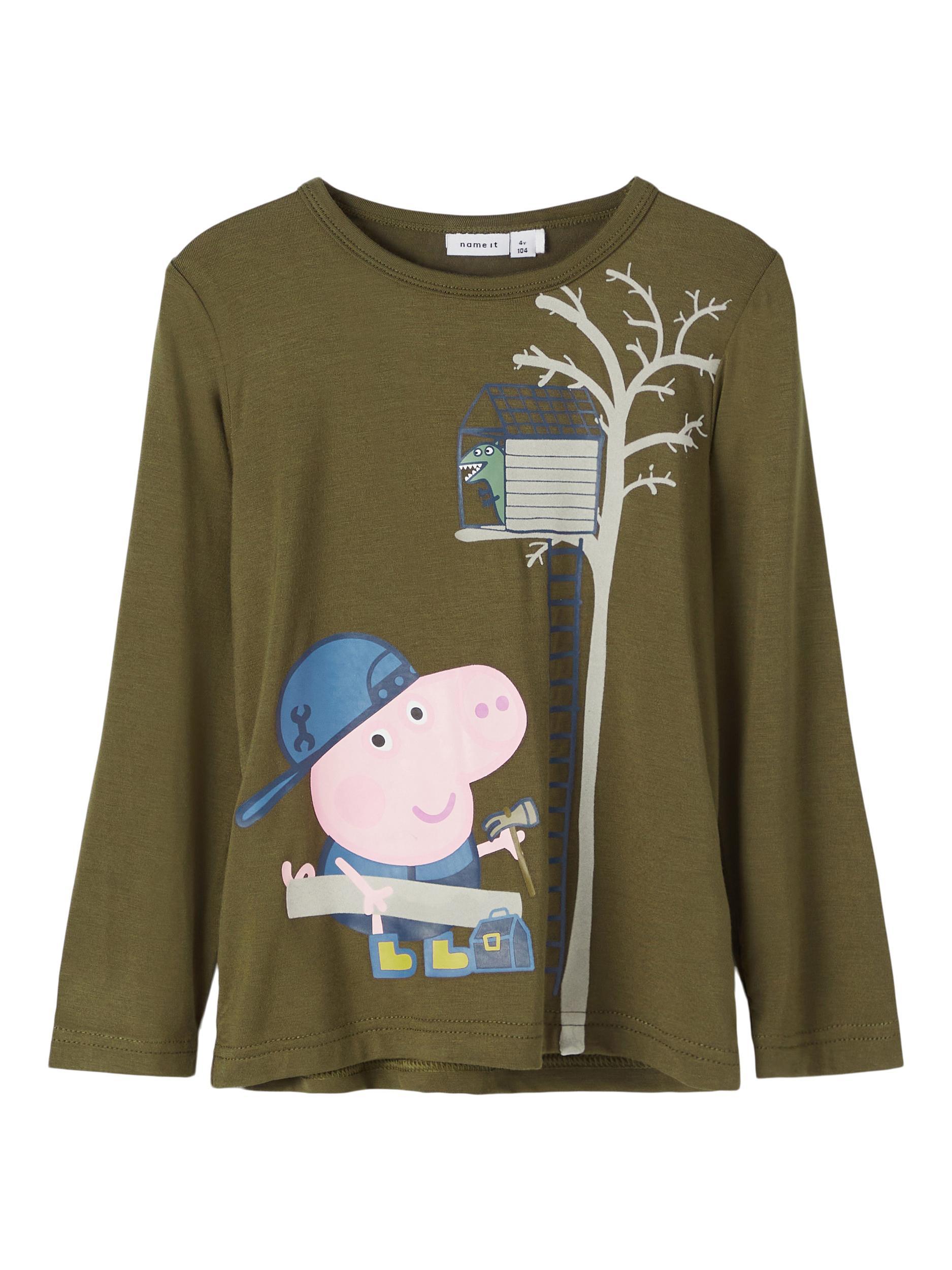 Name It Peppa Pig Vatan LS t-shirt