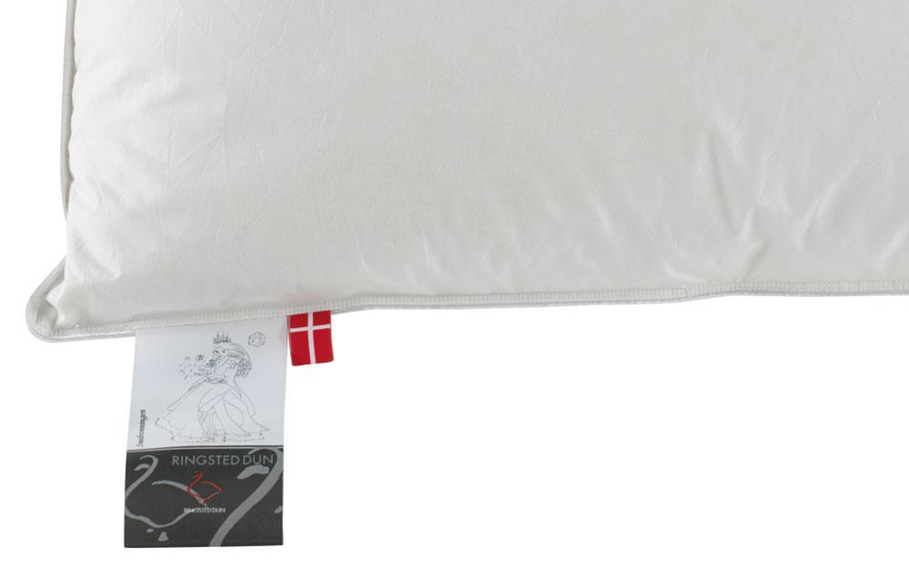 Ringsted Dun Snedronningen hovedpude, mellem, 60x63 cm