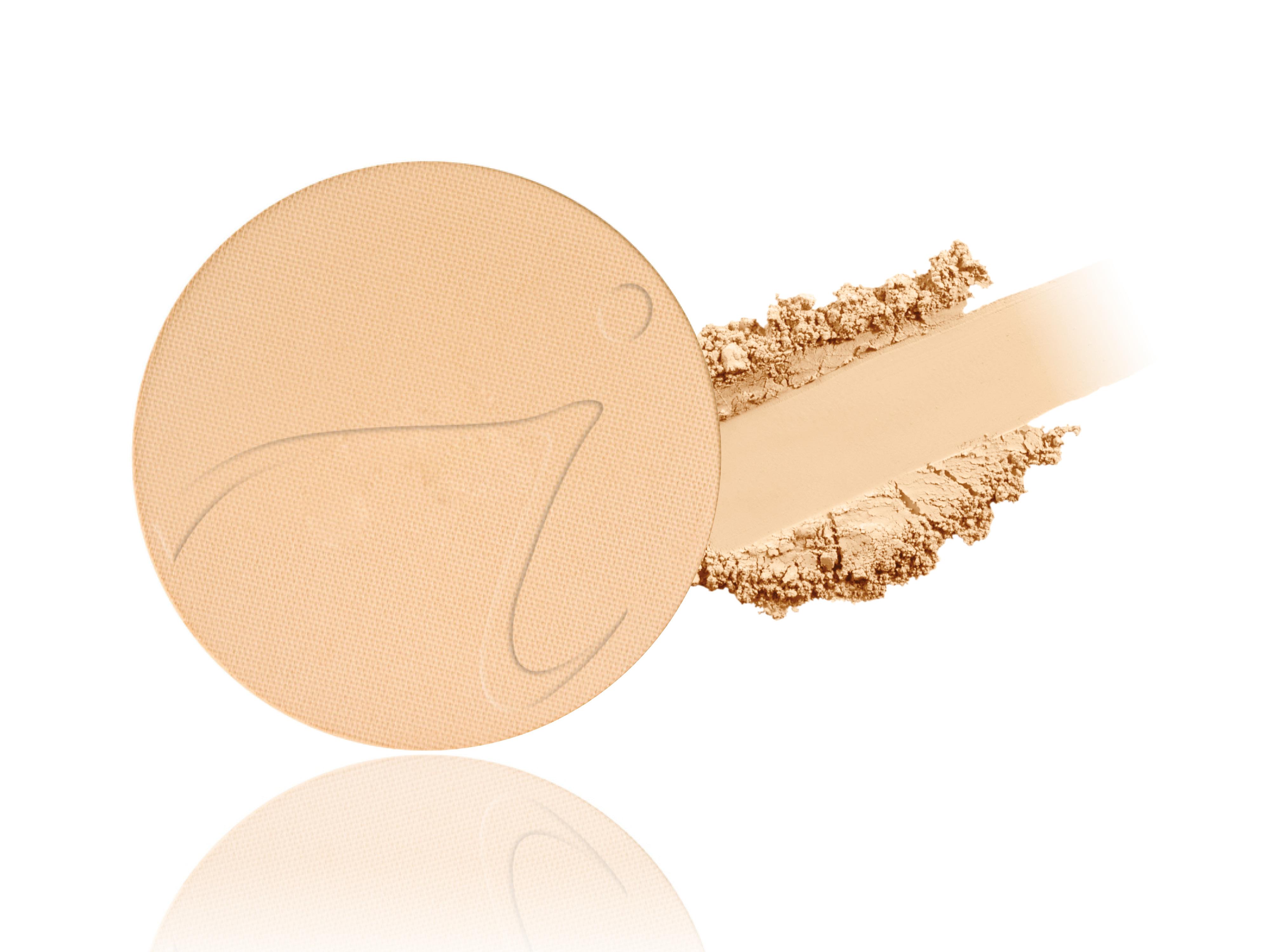 Jane Iredale PurePressed Base Refill, golden glow
