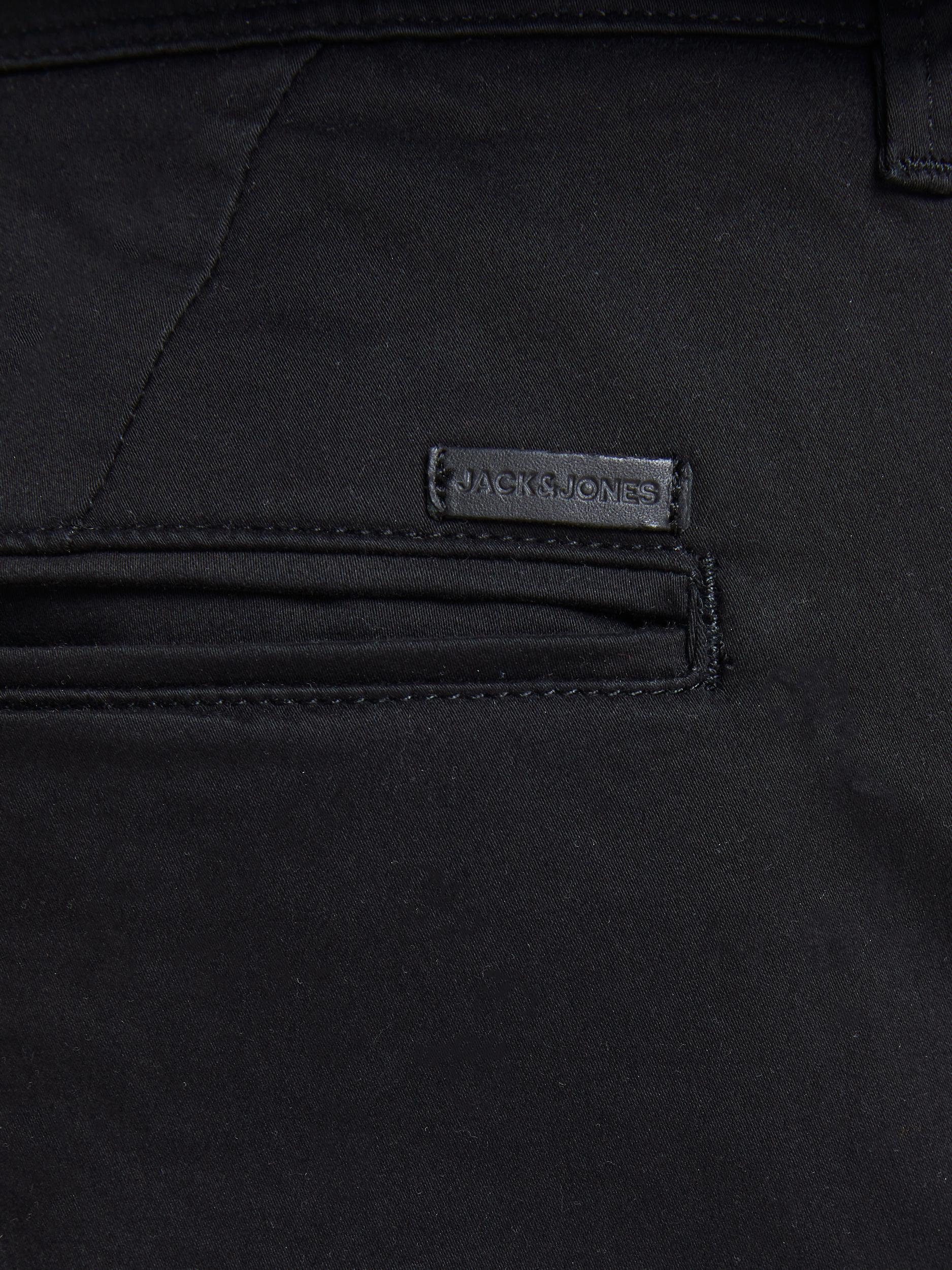 Jack & Jones Bowie shorts, black, medium