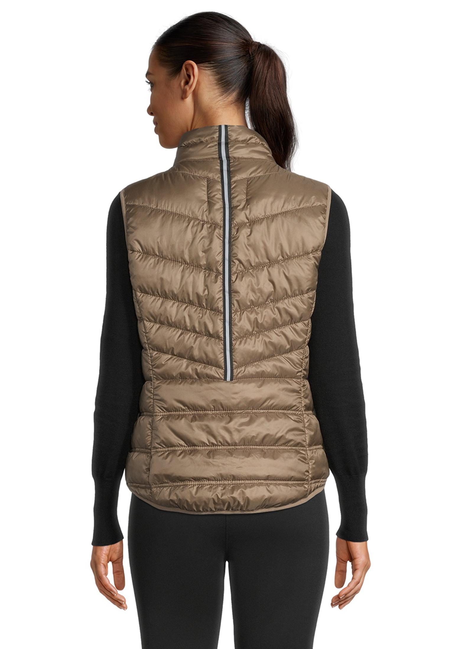 Betty Barclay 72122576 vest, bright camel, 36