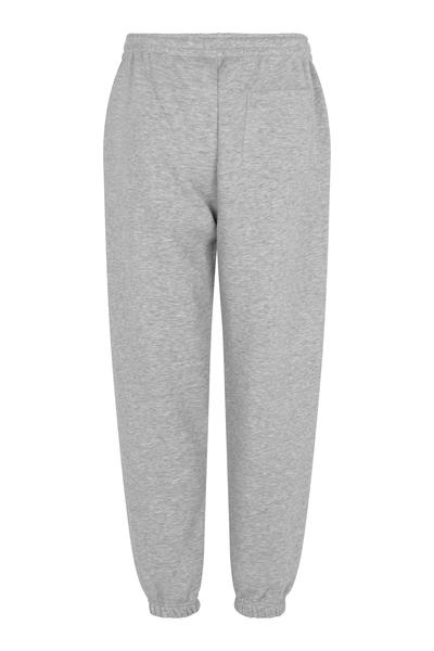 Second Female Carmella sweat pants, grey melange, large
