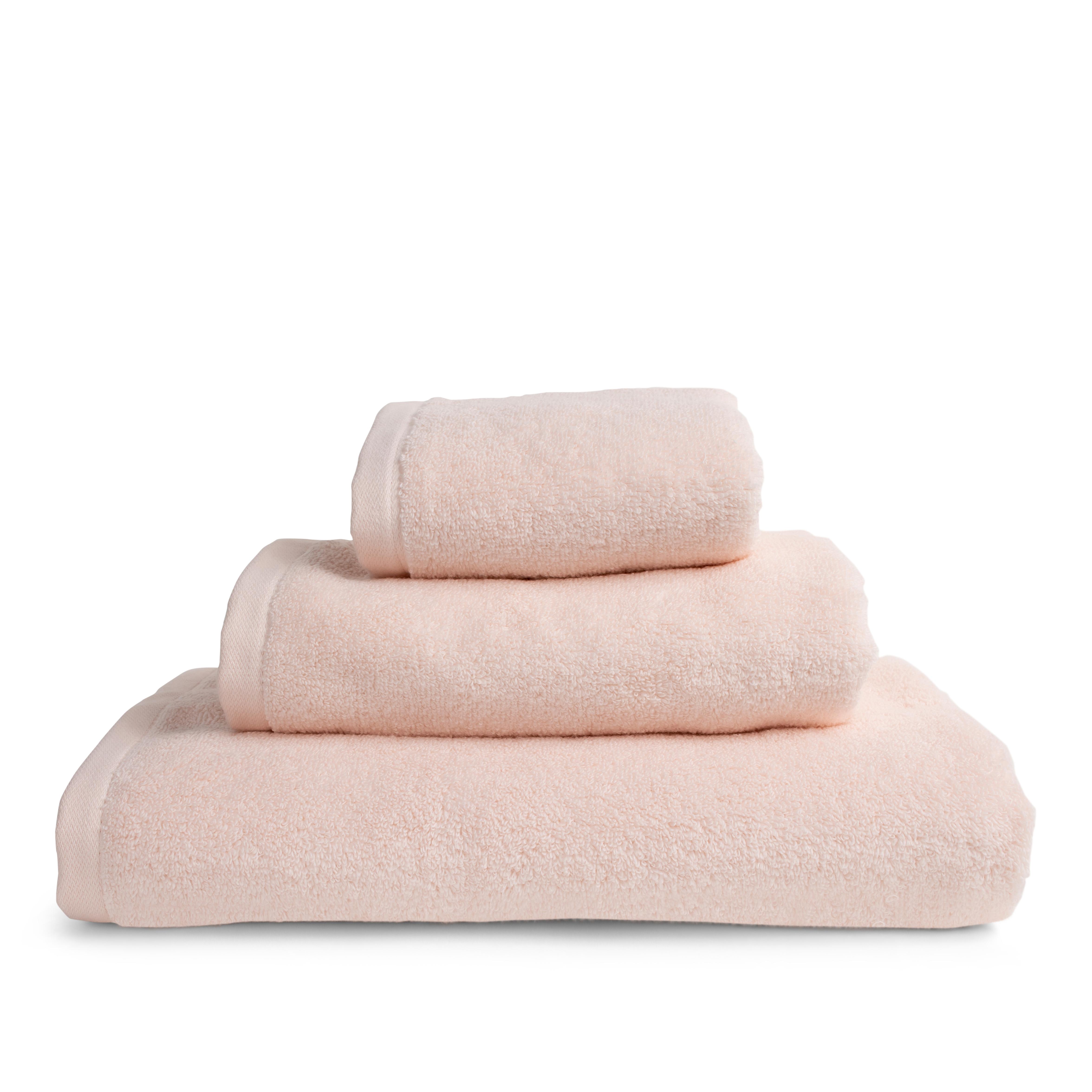 Nordstrand Lux Soft håndklæde, 70x140 cm, pale rose