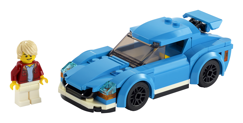 LEGO City Sportsvogn - 60285