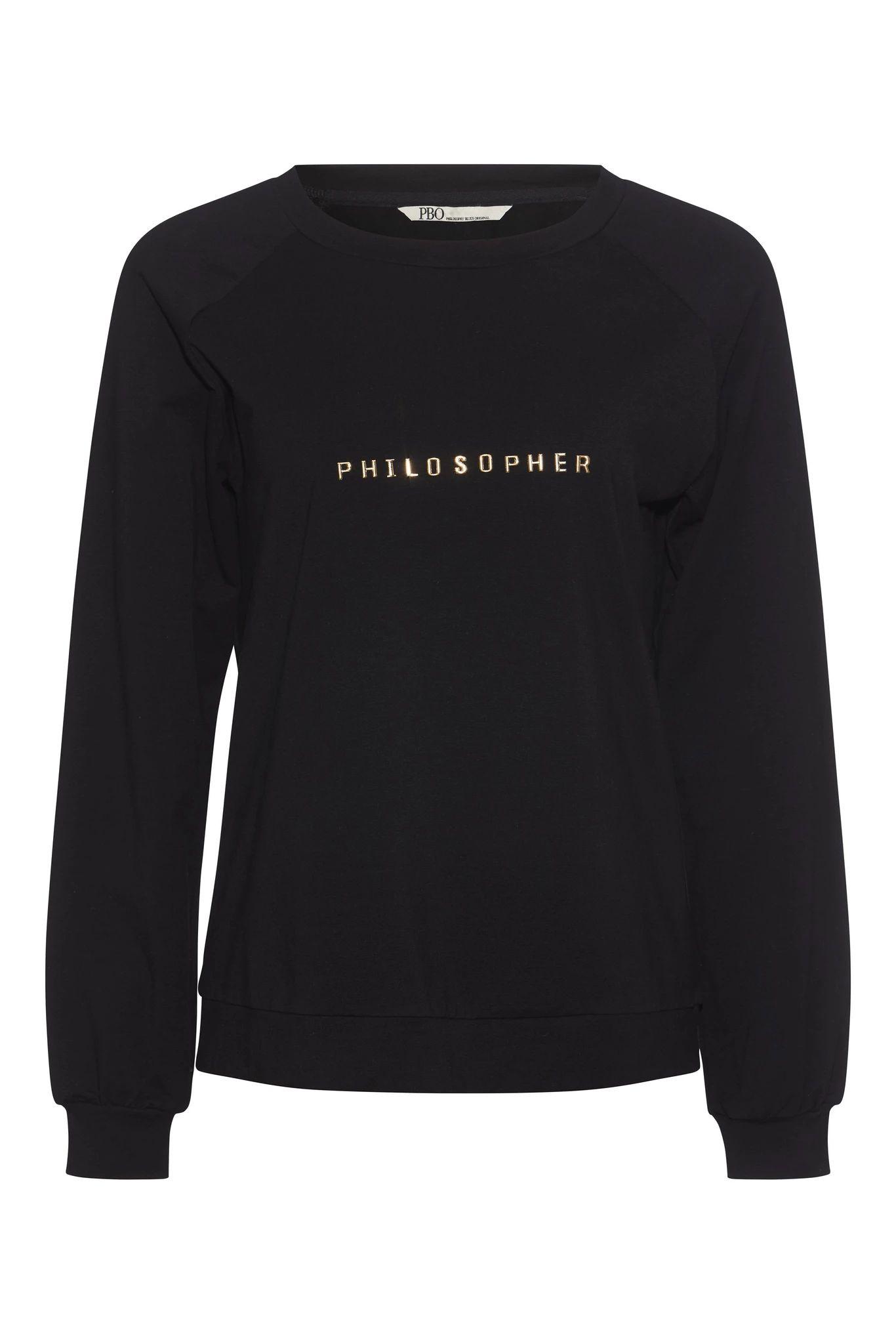 PBO 2391 Folsom sweatshirts, black, x-small
