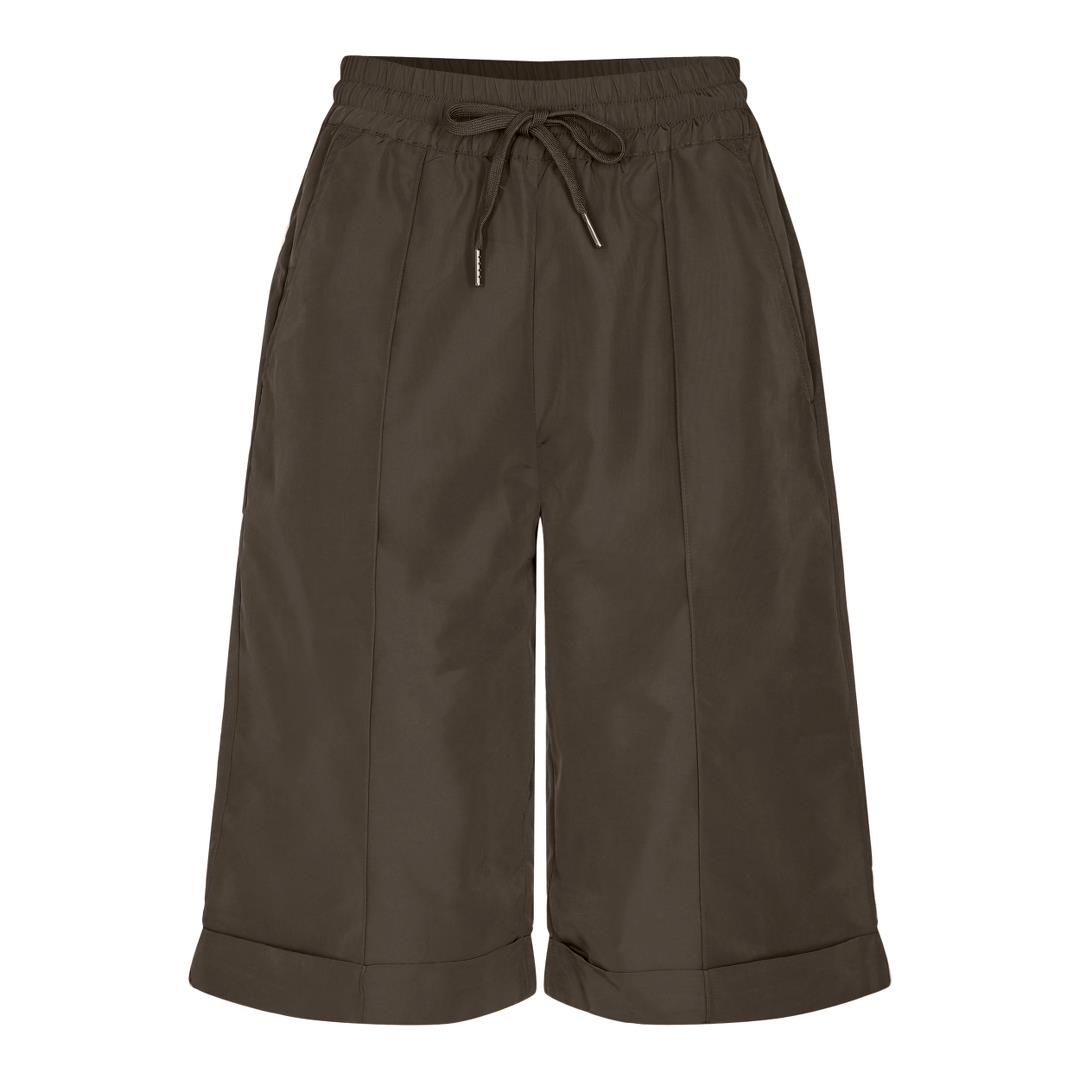 Co'Couture Trice-Pull-on shorts, army, small