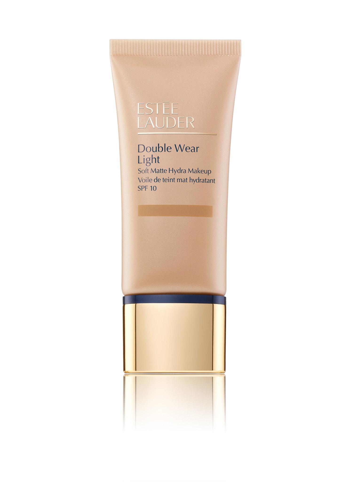 Estée Lauder Double Wear Light Soft Matte Hydra Makeup SPF10, 4n1 shell beige
