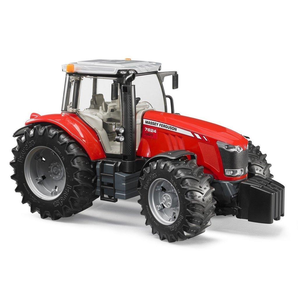 Bruder Massey Ferguson 7624 traktor