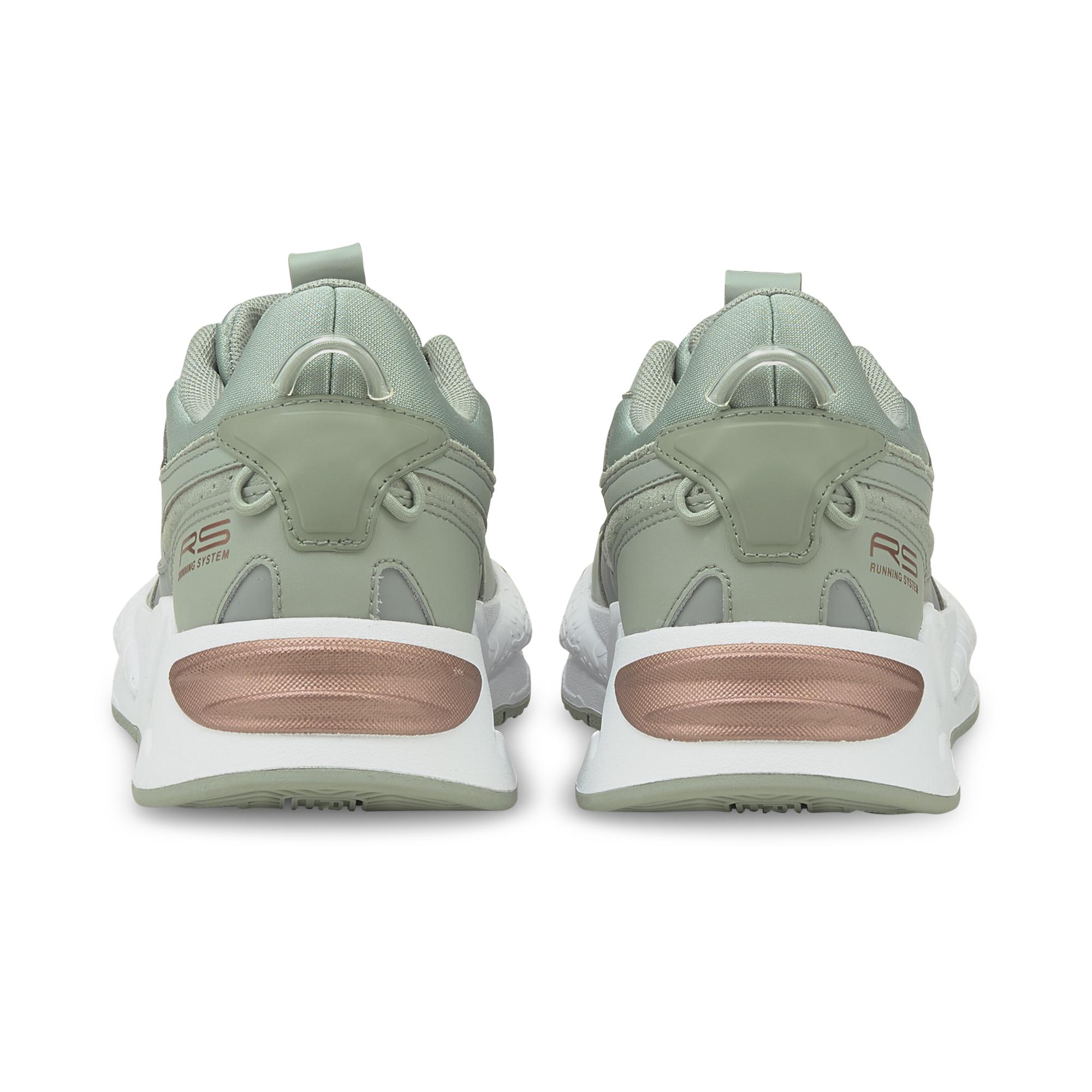 Puma RS-Z Reflective Wn's sneakers, jadeite, 42