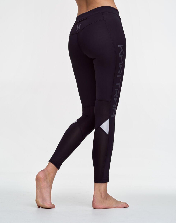 Kari Traa Louise tights, black, large