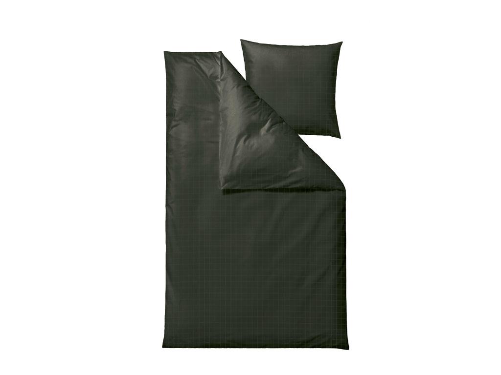 Södahl Clear sengelinned, 140x200 cm, forest green