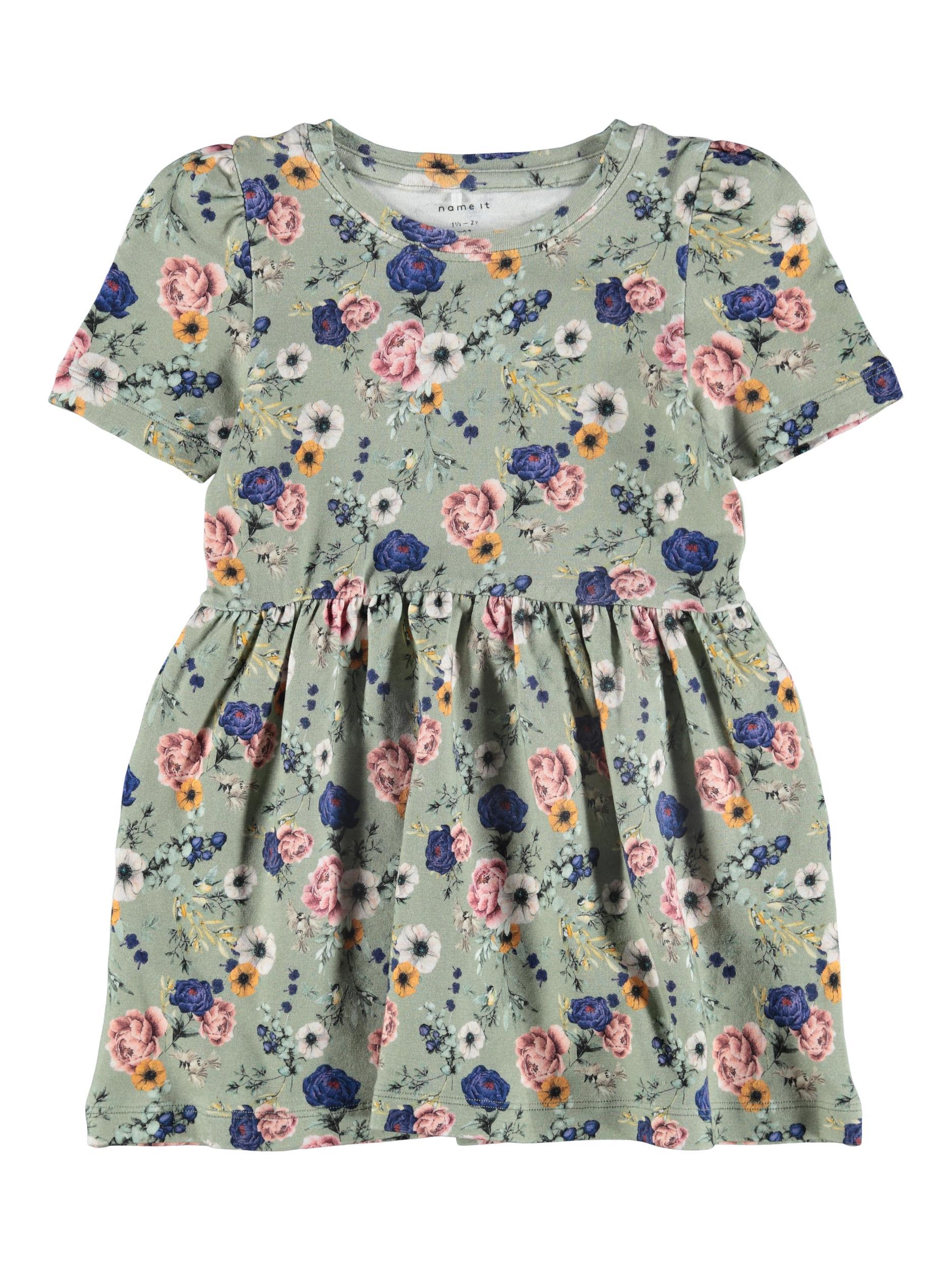 Name It Josse kjole, desert sage, 92