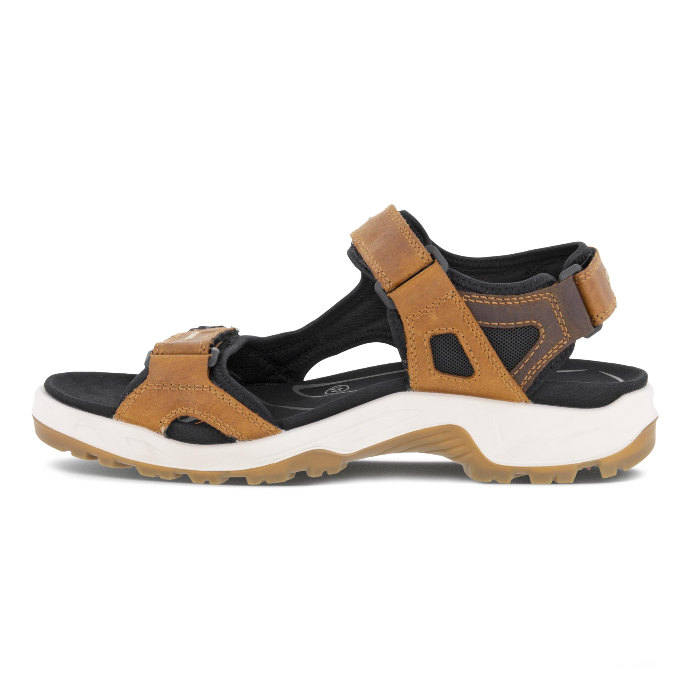 Ecco Offroad herre sandal, orange, 46