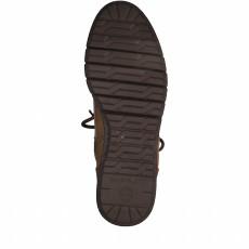 Tamaris, 1-1-25900-25, Plateaustøvle, Saffron Matt, 39
