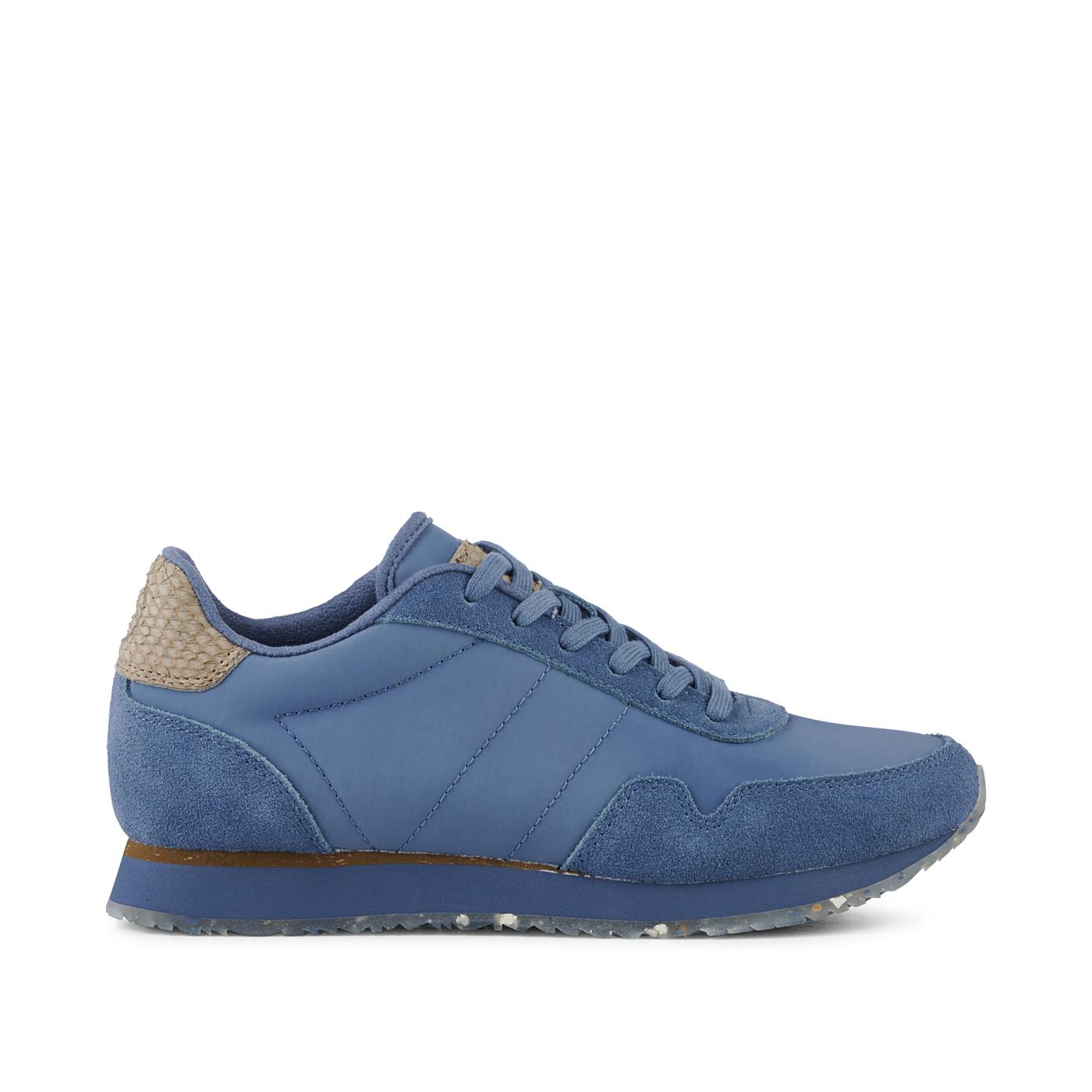 Woden WL166 sneakers 41 773, Vintage blue