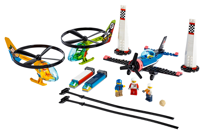 LEGO City Airport Luftvæddeløb - 60260