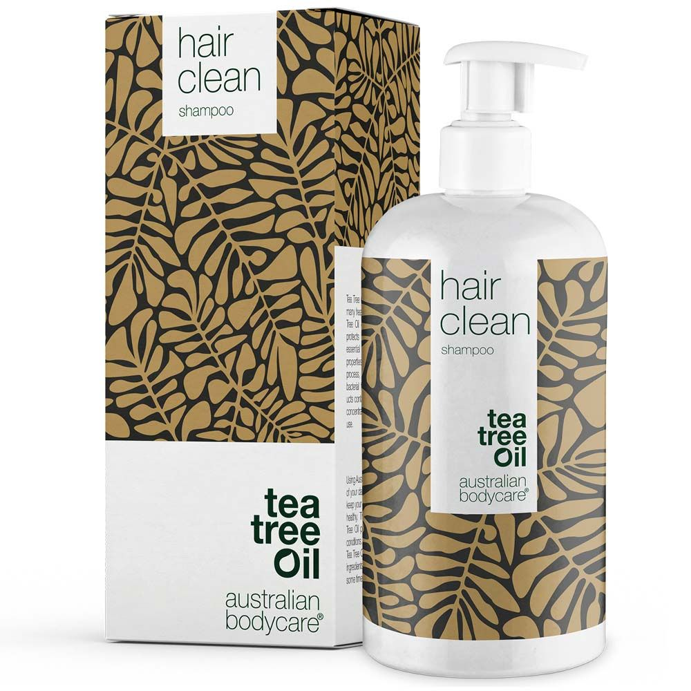 Australian Bodycare Hair Clean Shampoo, 500 ml