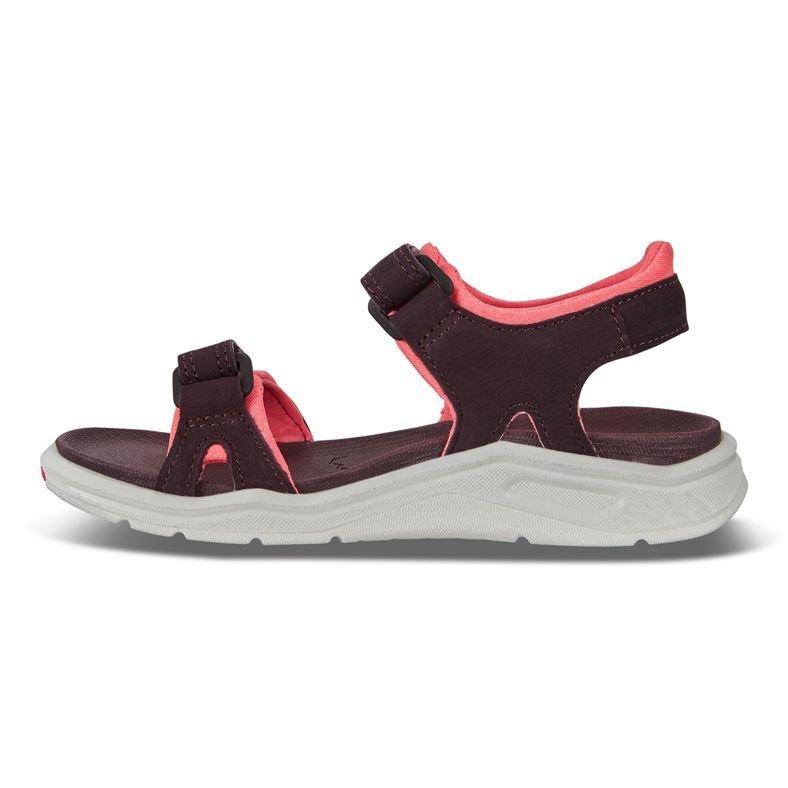 Ecco X-Trinsic sandal, rød, 30