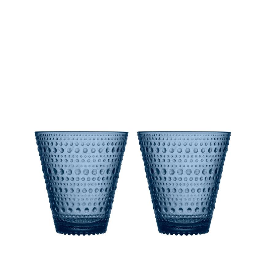 Iittala Kastehelmi glas, 300 ml, 2 stk