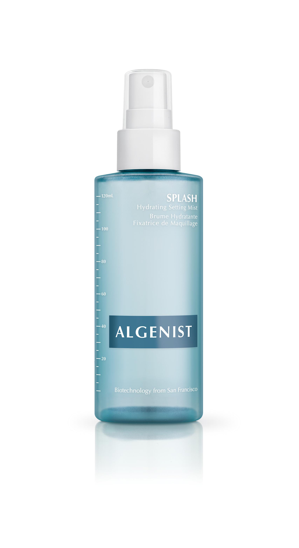 Algenist Splash Hydrating Setting Mist, 120 ml