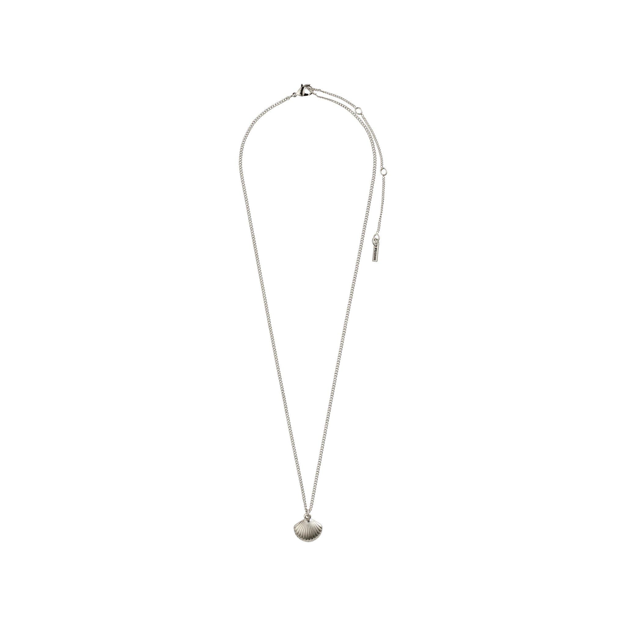 Pilgrim Love halskæde, sølvbelagt