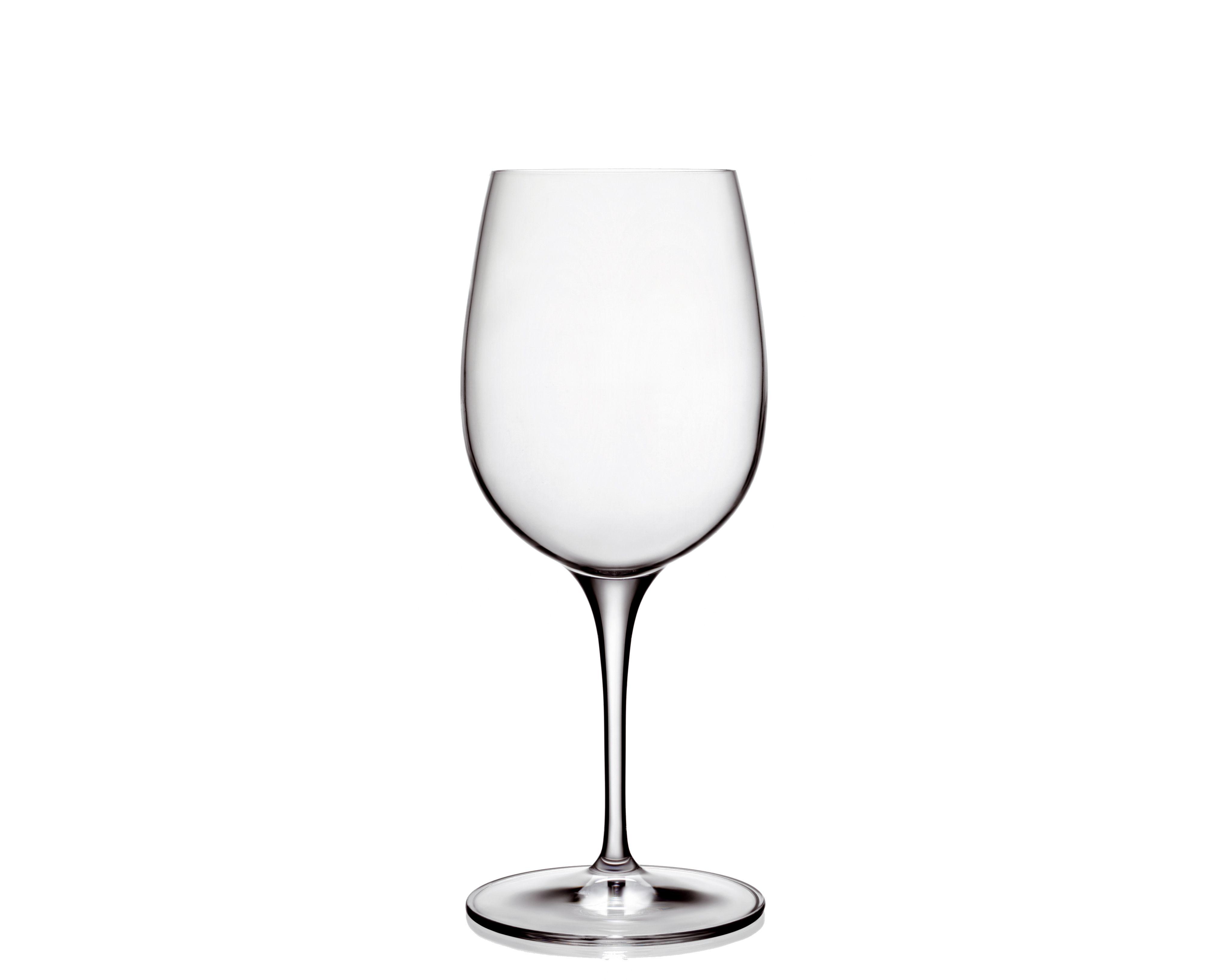 Luigi Bormioli Palace rødvinsglas, 365 ml, 6 stk