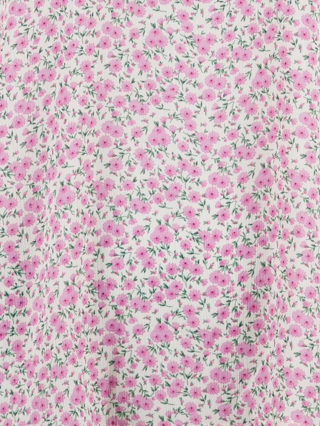 Neo Noir Bisa Camellia bluse, light pink, 36