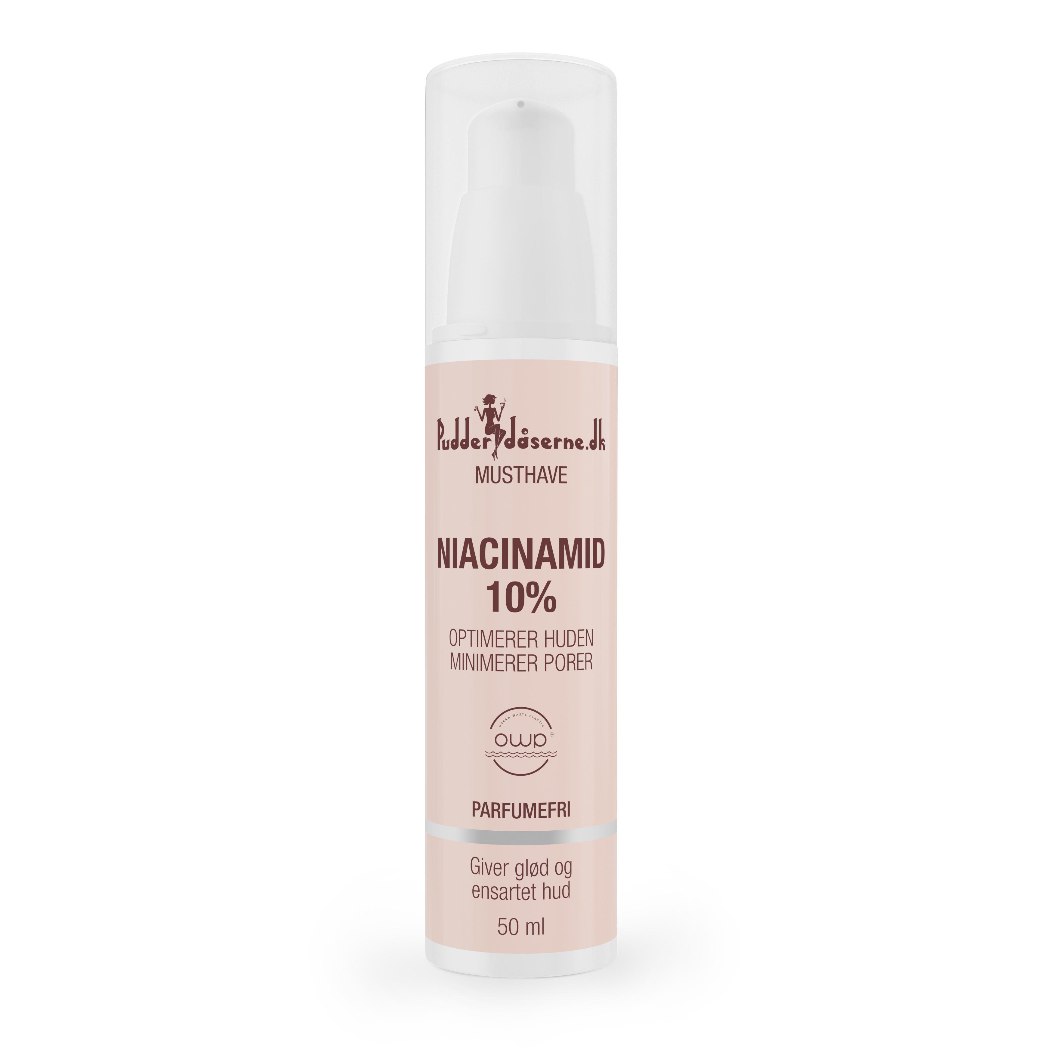 Pudderdåserne Niacinamid Serum, 50 ml