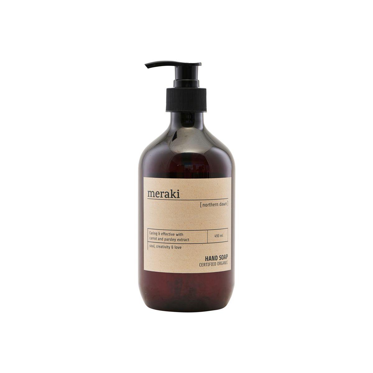 Meraki Nothern Dawn Hand Soap, 490 ml