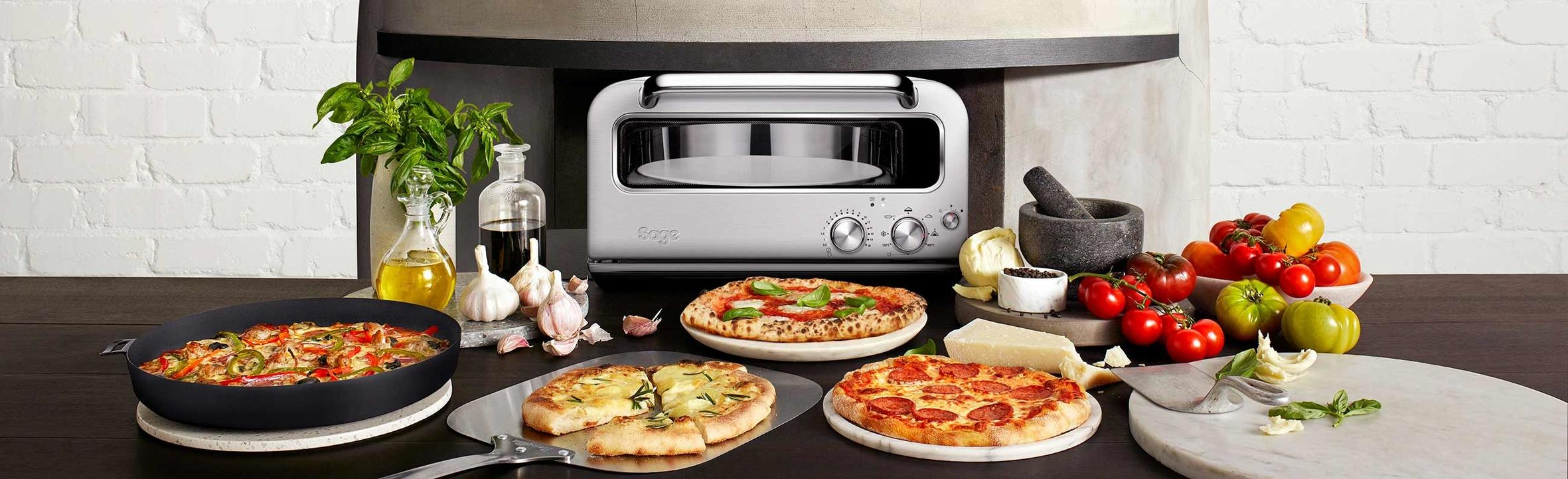 Sage The Smart Pizzaiolo