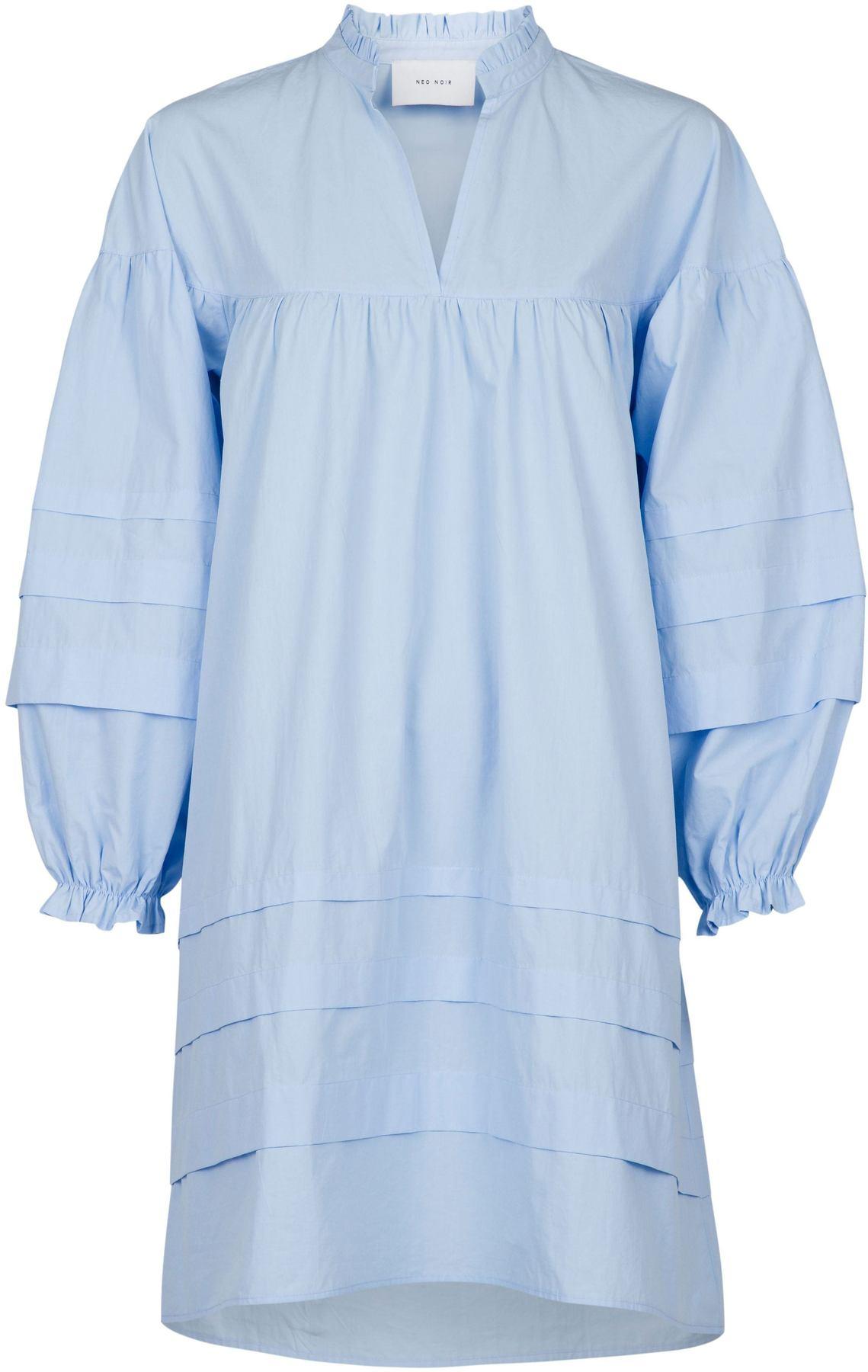 Neo Noir Holly kjole, Light Blue, 38