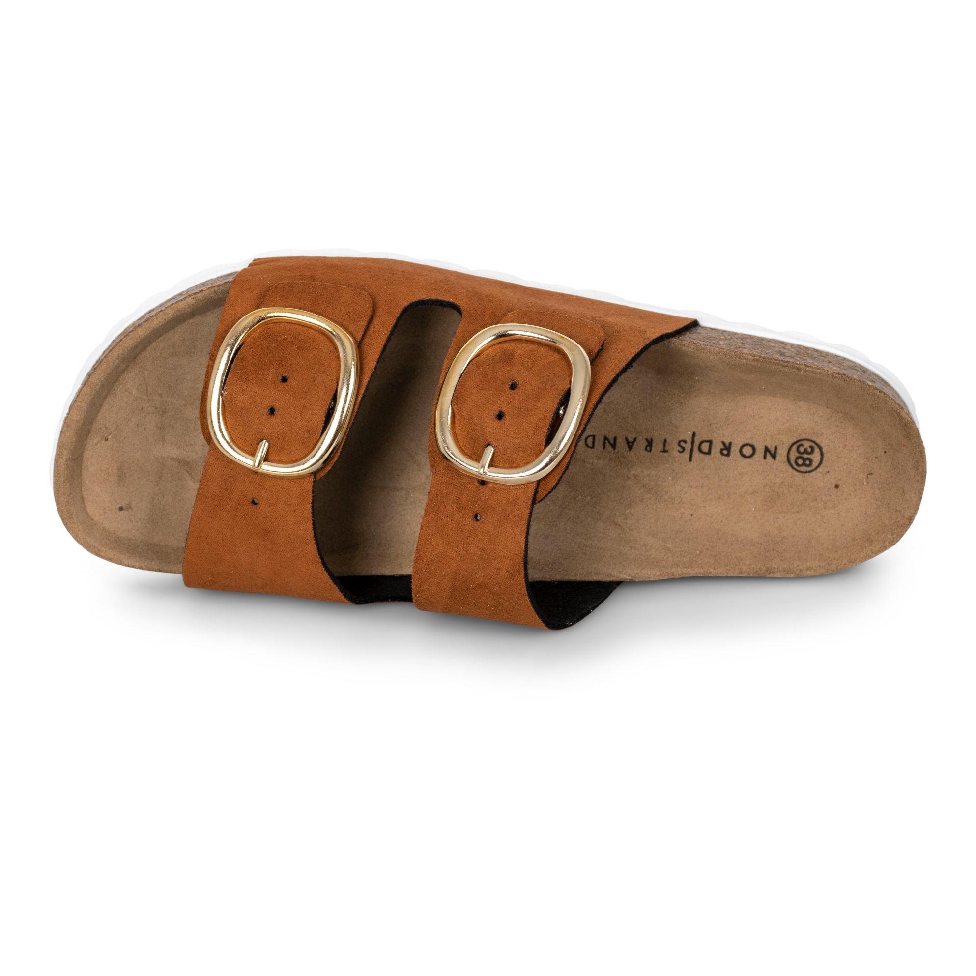 Nordstrand 747 sandal, brown, 31