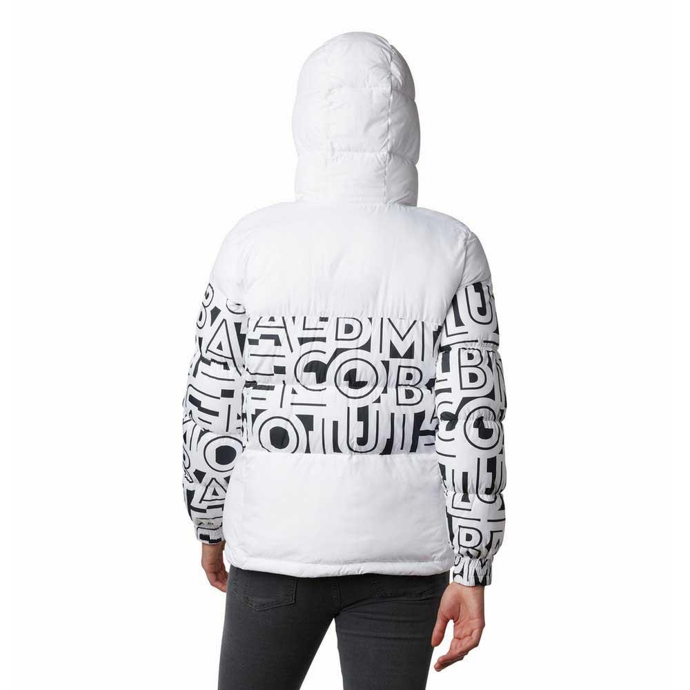Columbia Pike Lake™ II Insulated Jacket, white, large