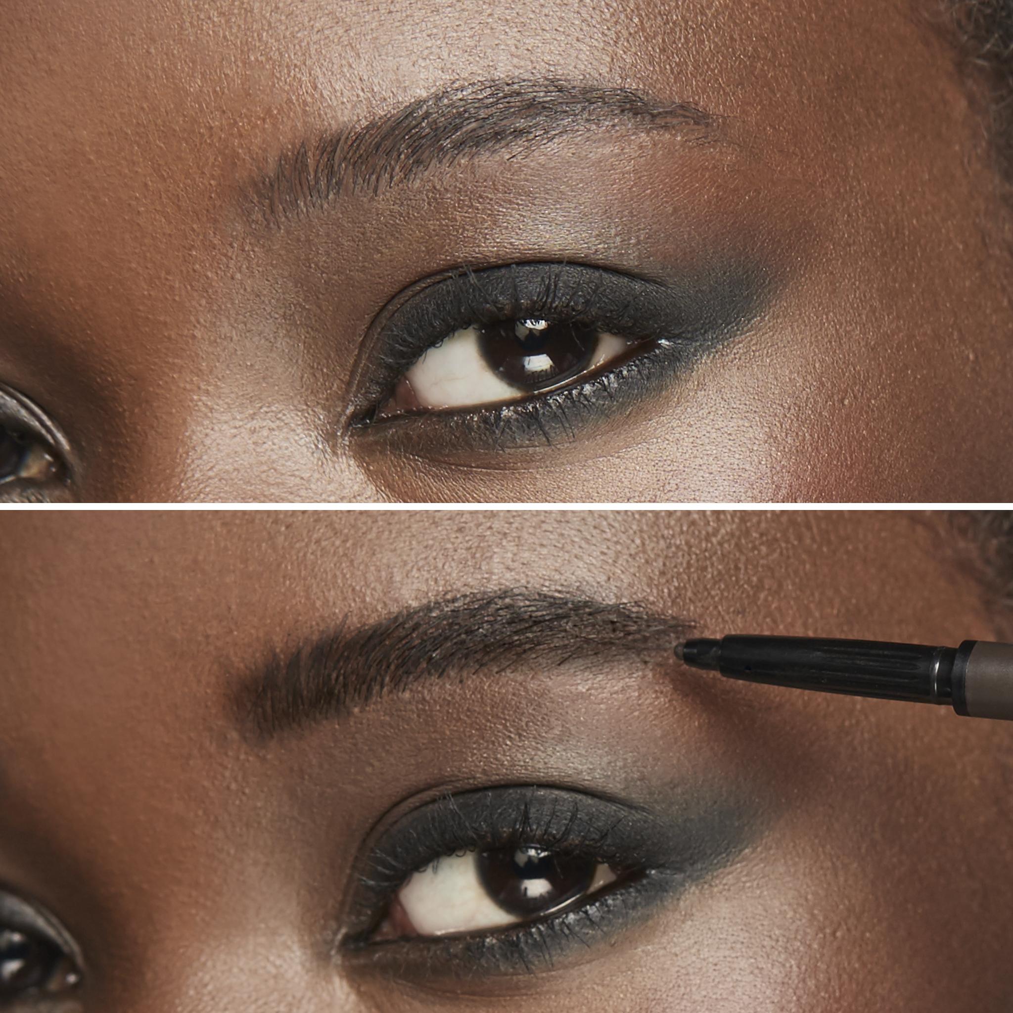 MAC Eye Brows Styler, spiked