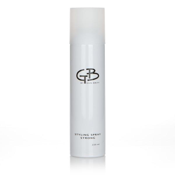 GB by Gun-Britt strong styling spray, 220 ml