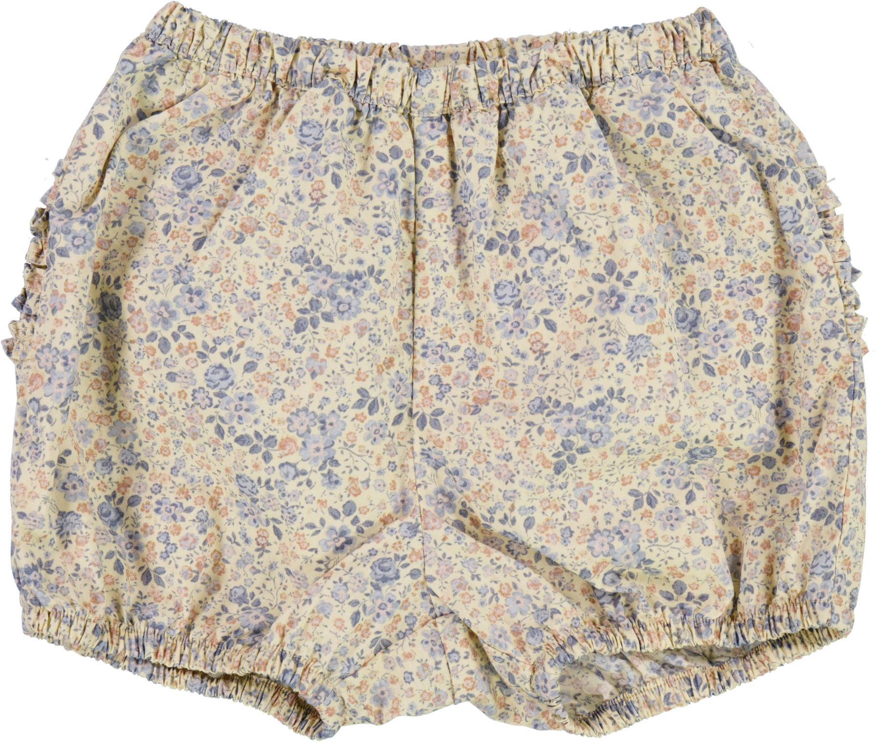 Wheat Nappy flæse shorts