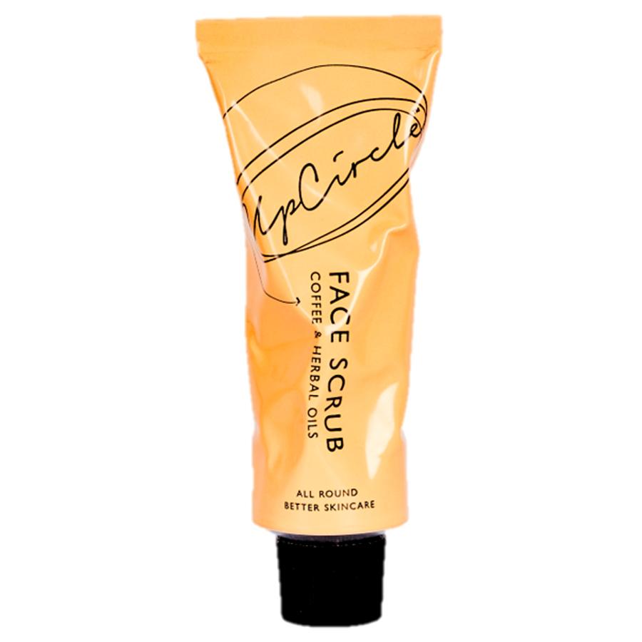 UpCircle Coffee Face Scrub, herbal, 100 ml